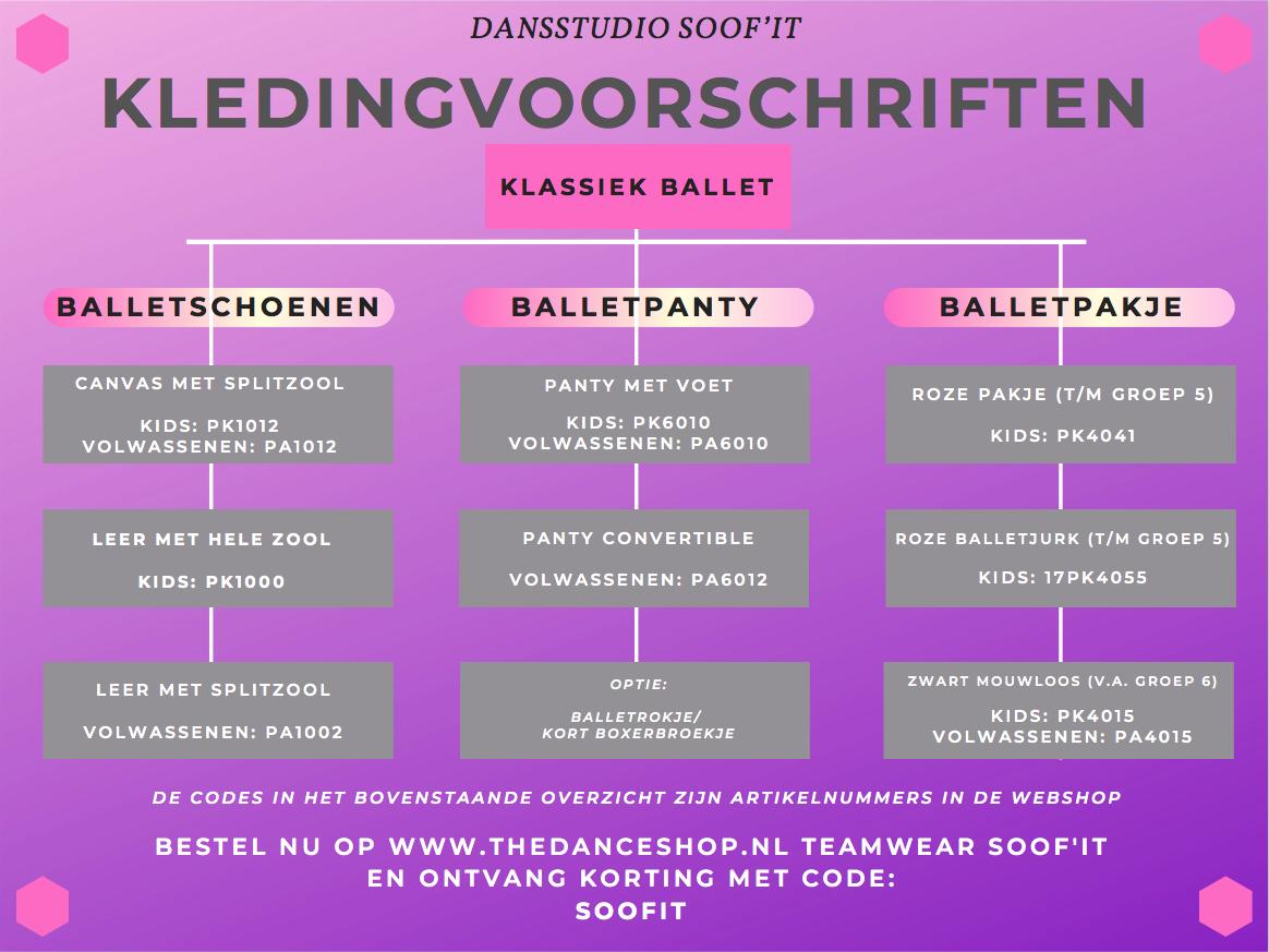 kledingvoorscchrift-klassiek-ballet